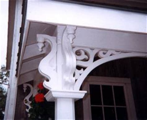 Wood Corbels Toronto Porch Wood Post Turning And Railing Products