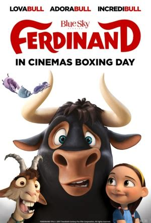 film ferdinand online ferdinand movie times release date reviews trailers