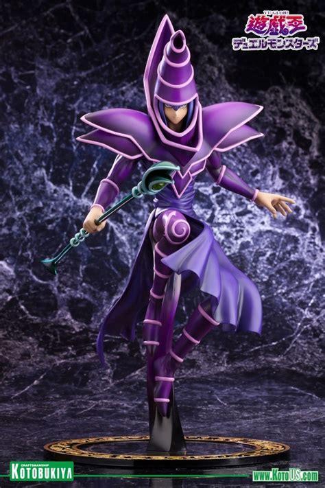 yu gi  dark magician duel  destiny artfx statue