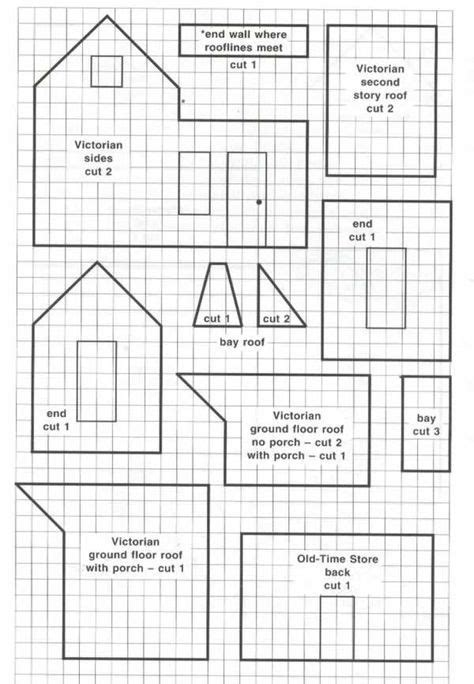 Template For Gingerbread House by Best 25 Gingerbread House Template Ideas On