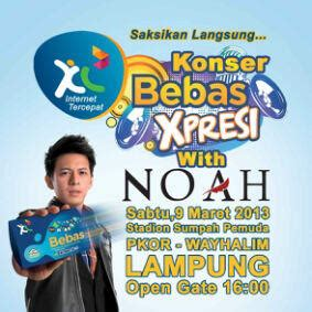 Paket Sarung Galon Kulkas Magiccom Ready Stock 7 Zatira Collection Konser Bebas Xpresi Bersama Noah