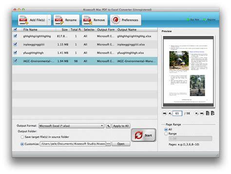 format converter mac mac pdf to excel converter convert pdf files to excel