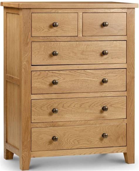 4 2 Chest Of Drawers by Julian Bowen Marlborough Oak Chest Of Drawer 4 2