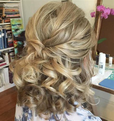 Frisur Mittellange Haare Hochzeit by 50 Sommer Hochzeit Frisuren F 252 R Mittellange Haare