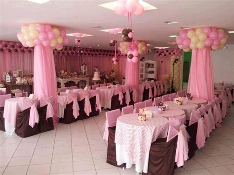 how to decorate for a birthday party at home little girls birthday decorations style pinterest