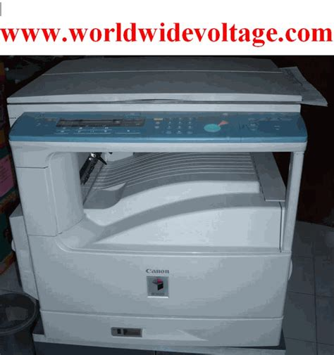 Modul Printer Ir 1600 canon ir 1600 copier for 220 volts only