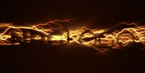 Energy Logo Animation By Uniquefx Videohive Adobe After Effects Logo Animation Template