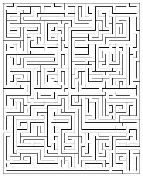 printable puzzles and games for adults printable maze puzzles for adults printable maze 20