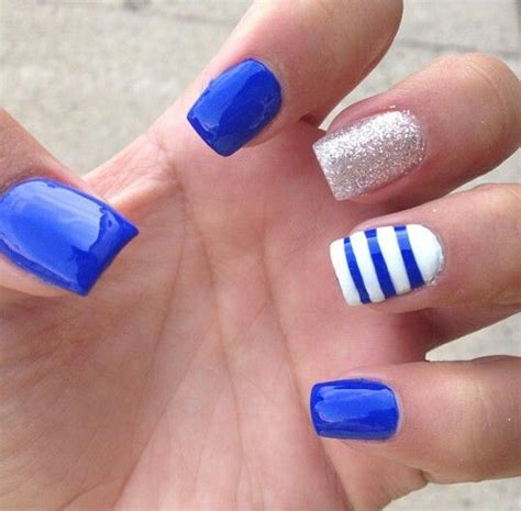 Royal Nails by The 25 Best Royal Blue Nails Ideas On Blue
