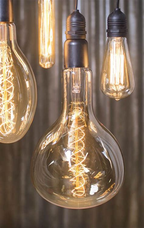 Oversized Light Bulb Pendant 25 Best Ideas About Edison Bulbs On Pinterest Rustic Light Bulbs Edison Lighting And Vintage