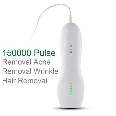 deess 3 in 1 armpit hair laser hair removal device