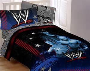 wwe wrestling main event john cena bedding set extreme
