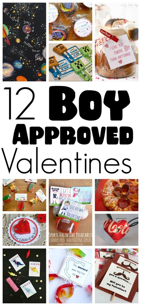 valentines boys boy approved valentines gun ramblings
