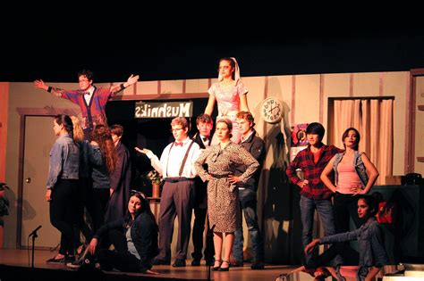 little shop of horrors musical wikipedia little shop of horrors musical ojai valley school