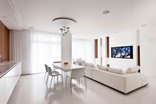 modern white apartment interior by alexandra fedorova 3