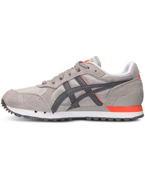 Sepatu Sneakers Asics Onitsuka Premium asics s onitsuka tiger colorado 85 casual sneakers from finish line in gray lyst