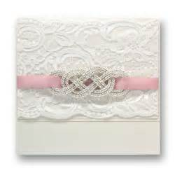 new arrivel handmade lace wedding invitation with rhinestone wedding favors and gifts