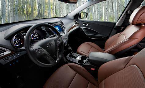 Santa Fe Sport Interior by Car And Driver