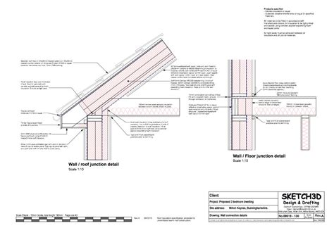 Timber Frame Design Details | exle self build house plans low energy lifetime home