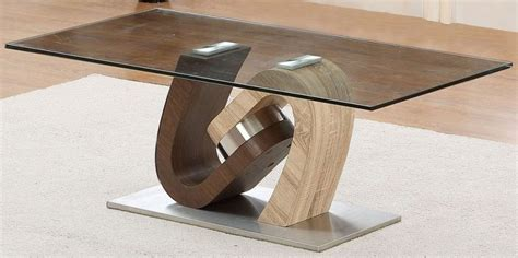 inspirations glass oak coffee tables coffee table ideas