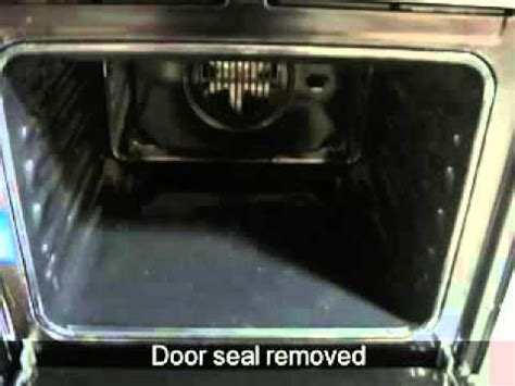 seal cucine how to replace the door seal on an oven ariston creda