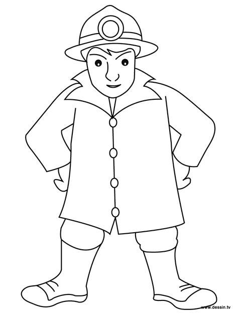 coloring fireman