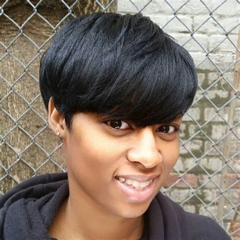 Black Hairstyles With Bangs For by 50 Most Captivating American Hairstyles And