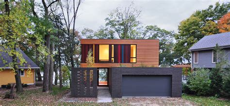 houses in wisconsin the redaction house by johnsen schmaling architects in