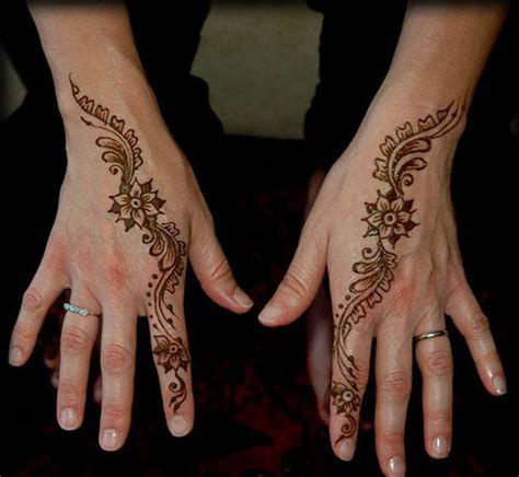 beginner tattoos designs free simple mehndi pictures to pin on tattooskid