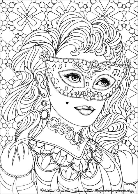 coloring pages for adults masks 17 best images about masks on pinterest the mask