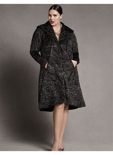 Search On Plus S Plus Size Faux Fur Winter Coats Tradingbasis