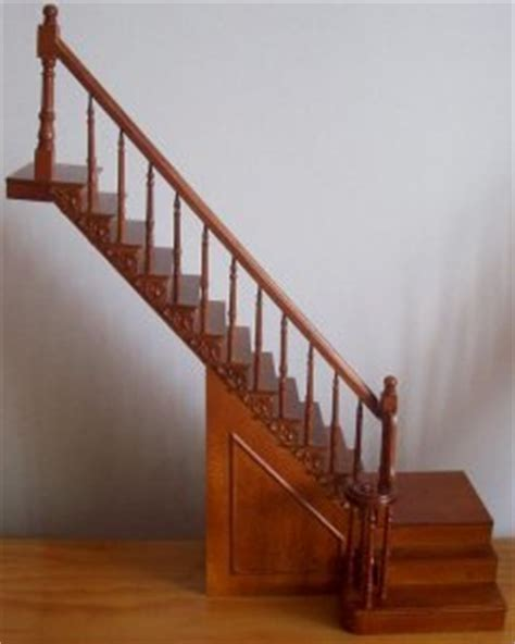 dolls house staircase dollhouse building material