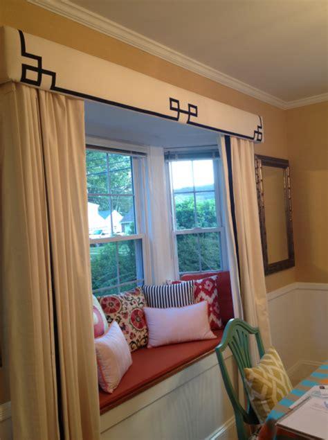 Bay Window Cornice Boards by Diy Cornice Board