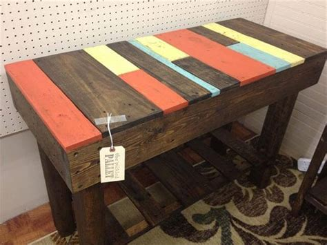 Sofa Table Made From Pallets Diy Top 10 Recycled Pallet Ideas And Projects 99 Pallets