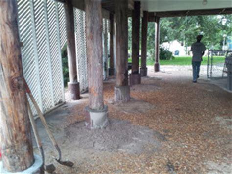 Timber Pile Repair in Northern Florida: Concrete Pilings