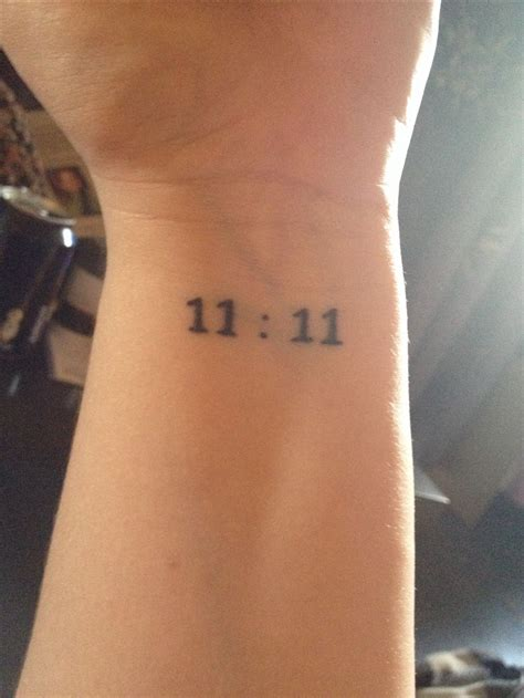 eleveneleven 11 11 tattoo ink amp design things pinterest
