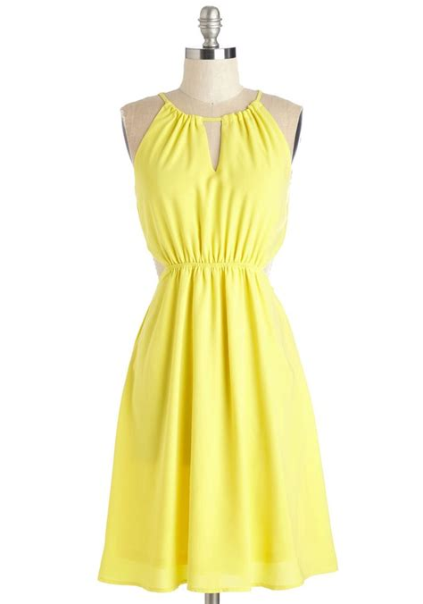 Connection Yellow Summer Dress by Best 25 Yellow Sundress Ideas On