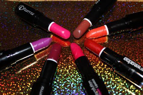 Lipstik Flormar flormar lipstick swatches beautynook