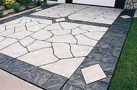 Decorative Concrete: Turning Cement Surfaces to Stone