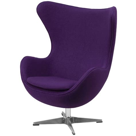purple chair and ottoman purple accent chair yellow and purple accent chair