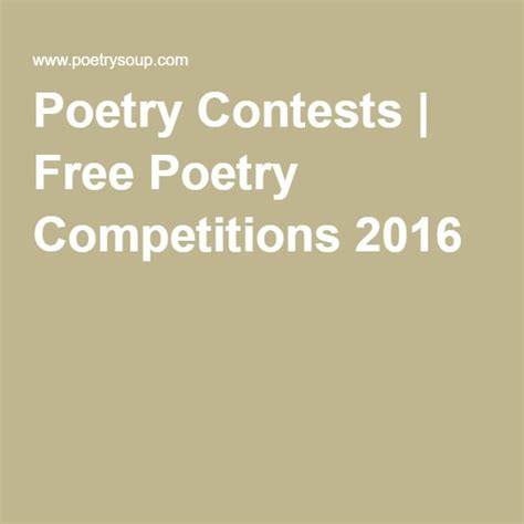 Poetry Contest Win Money - pokerpoker top