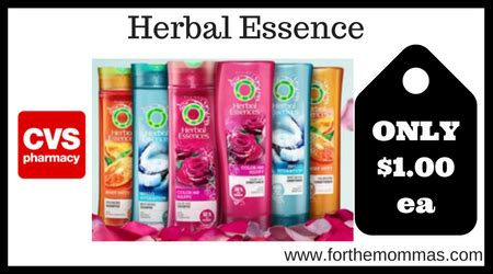 shop with coupon cvs clearance select herbal essences cvs herbal essence only 1 00 ea