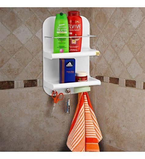 bathroom shower tidy pebbleyard shower tidy rack white by pebbleyard online bathroom shelves bathroom