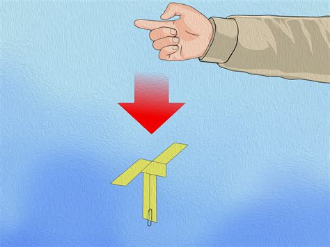 Make A Paper Helicopter - how to create a paper helicopter with pictures wikihow