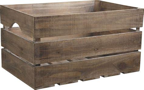 table caisse en bois caisse en bois c 244 t 233 jardin
