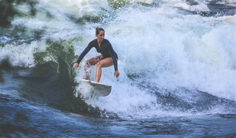 Surfing Montreal by Cours De Surf Ksf