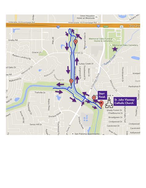 houston marathon elevation map of grace 5k race date registration course map route