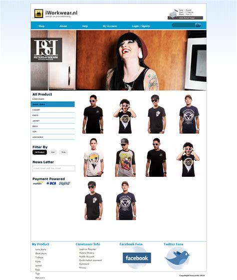 template toko online gratis untuk website template toko online gratis nuryanto