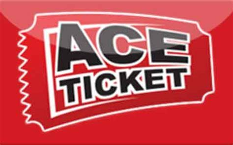 Ace Gift Card Balance - buy ace ticket discount gift cards giftcard net