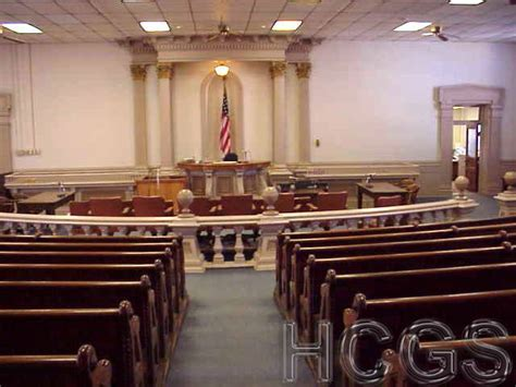 Court Rooms by Hcgs The Henry County Circuit Court Room
